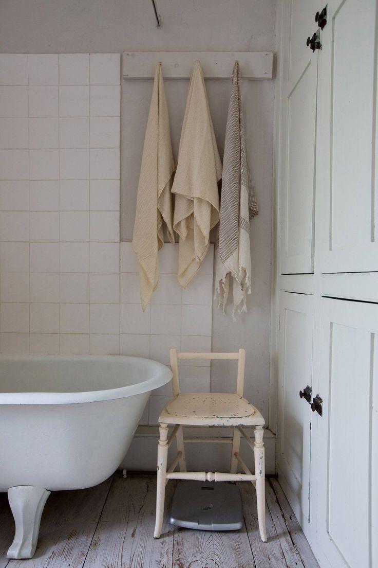 1907 school house farmhouse bathroom san luis obispo by - House Tour A Dreamy Rustic 1729 Yorkshire Farmhouse