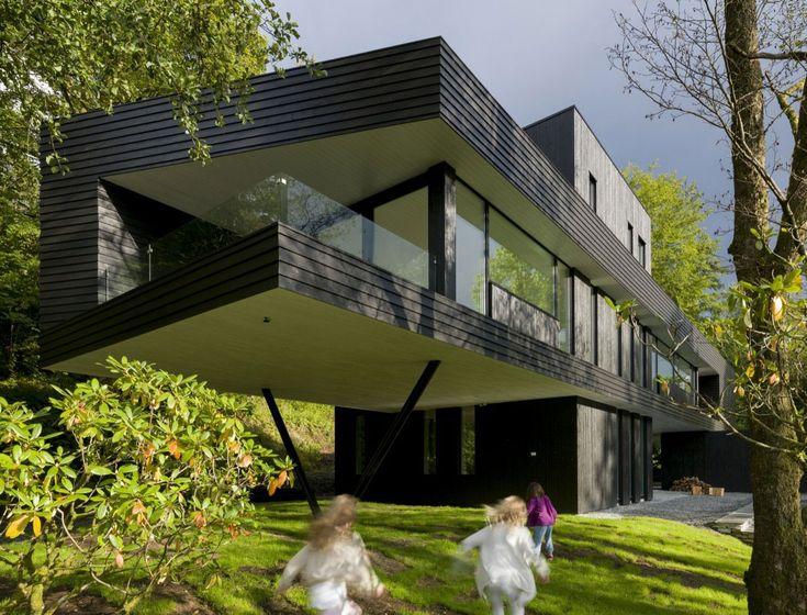Villa S 02 850x647 Villa S by Saunders Architecture