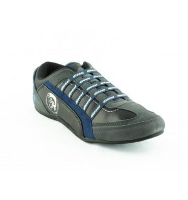 Zapatillas Deportivas DIESEL hombres - stkm_261_b Zapatillas Deportivas DIESEL hombresGris - azul -