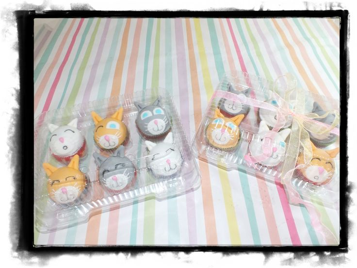 Cats!! - by kitty cupcakes