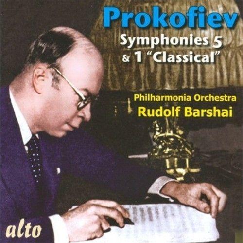 "Prokofiev: Symphonies Nos. 5 & 1 ""Classical"" in Musique, CD, vinyles, CD | eBay"
