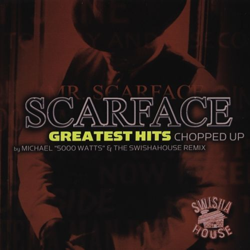 Scarface Greatest Hits [CD] [PA]
