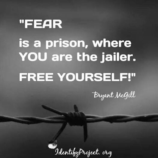 #anxiety #fear #quotes  Anxiety Recovery  Pinterest