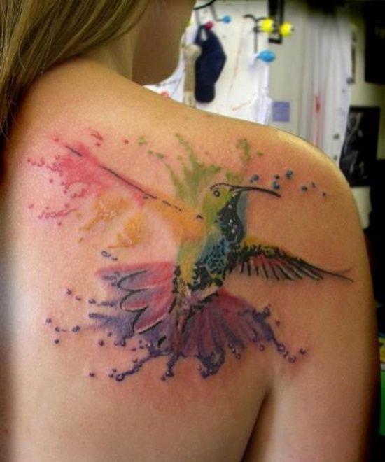 rainbow tattoos   Here are some ideas for Rainbow Tattoos: