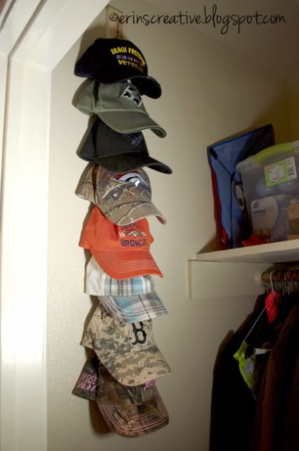 25 best ideas about diy hat rack on pinterest hat organization hat holder and hat storage - Creative hat storage ideas ...