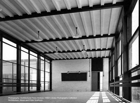 Smithson, Alison & Peter  - Hunstanton Secondary Modern School, Norfolk, UK