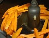 Sweet Potato Fries (Actifry) Recipe - Recipezazz.com