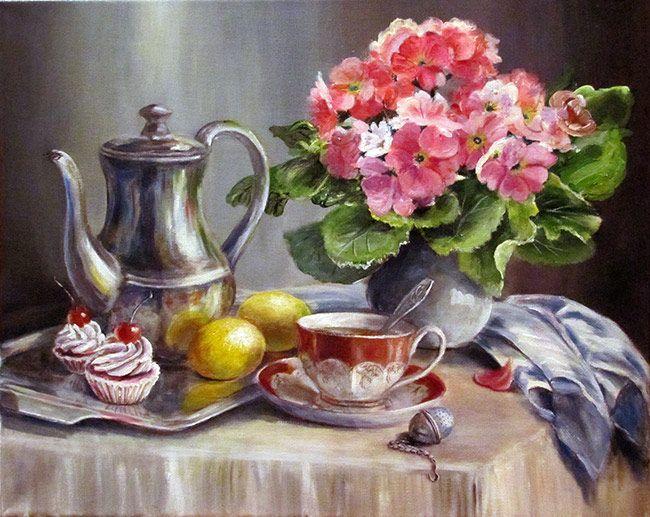 Домашний чай