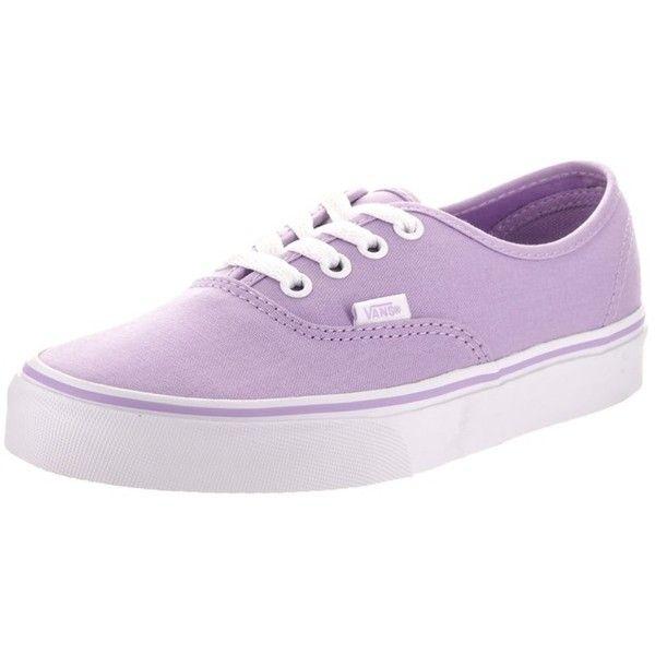 Vans Unisex Authentic Skate Shoe ($44) ❤ liked on Polyvore featuring men's fashion, men's shoes, men's sneakers, purple, shoes, mens purple skate shoes, mens purple shoes, mens skate shoes, mens canvas shoes and vans mens shoes