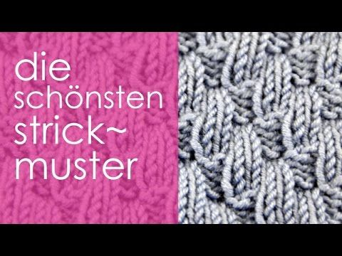 "Stricken mit eliZZZa * Strickmuster ""Kremlin"" - YouTube"