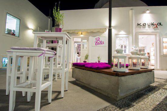 Photos of Lila Cafe Santorini, Fira - Restaurant Images - TripAdvisor