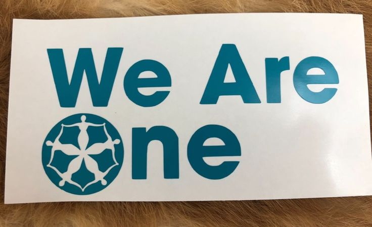 We Are One Women Empowerment Unity Green Vinyl Decal New | eBay Motors, Parts & Accessories, Car & Truck Parts | eBay!
