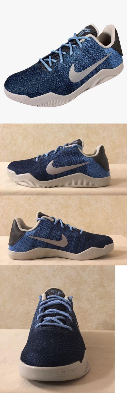 Youth 158973: Youth Boys (Gs) Nike Kobe Xi Kobe Bryant Basketball Shoes Brave Blue 822945-424 -> BUY IT NOW ONLY: $64.49 on eBay!