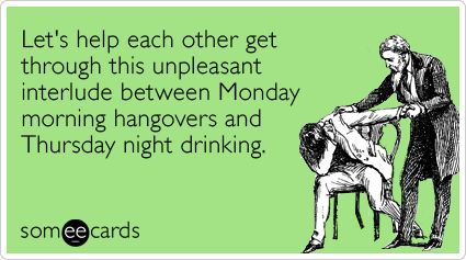 haha.Someecards Funny, Someecards Xx, Xx Someecards, Lol Someecards, Sick Humor, Funny Quotes, Funny Stuff, Difficult Time, Work Weeks