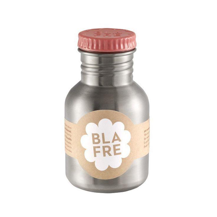 Blafre Drinkfles 300 ML Roestvrijstaal Pink Roze