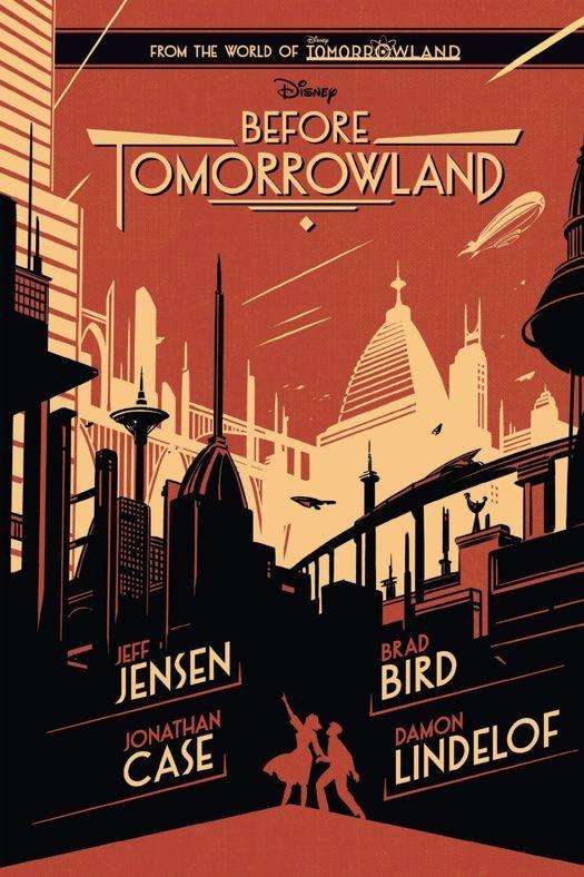 Disney Before Tomorrowland Book