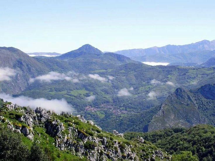 Pero que bonito q es!!!!San Juan de Beleño,Ponga,Asturias,Spain