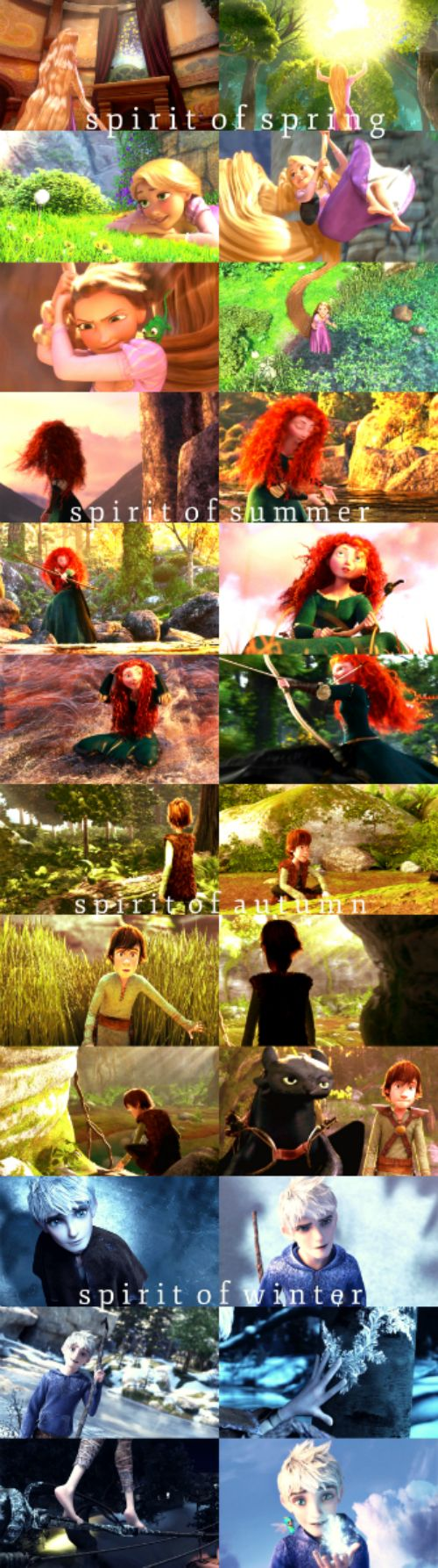rise+of+the+brave+tangled+dragons | rise of the brave tangled dragons seasons au by sonnytots digital art ...
