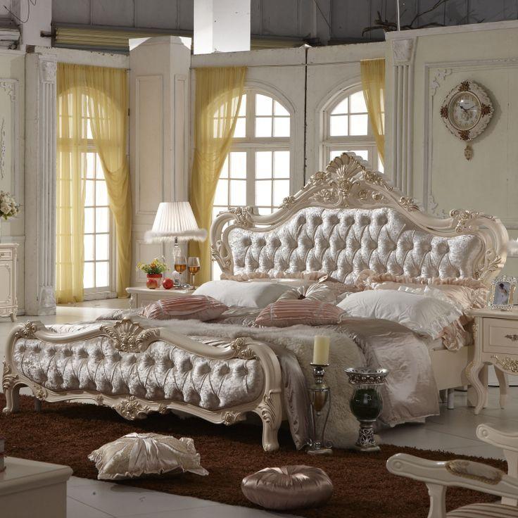 High-End Master Bedroom Sets