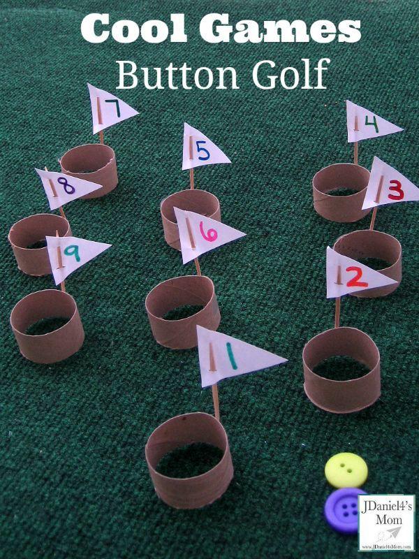 Button Golf