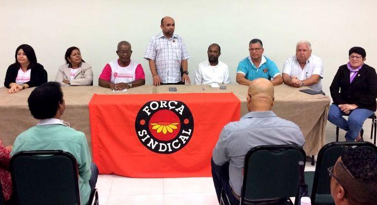 Comerciários da Bahia filiam-se à Força Sindical