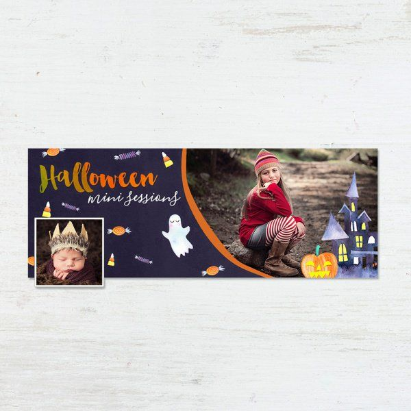In need of a more unique look for your Photography Business on Facebook? Our templates are easily adjustable to fit your studio - just check the previews