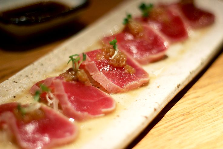 Eating in London: Dozo Sushi
