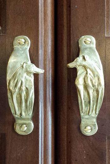 Door handles!  ♥