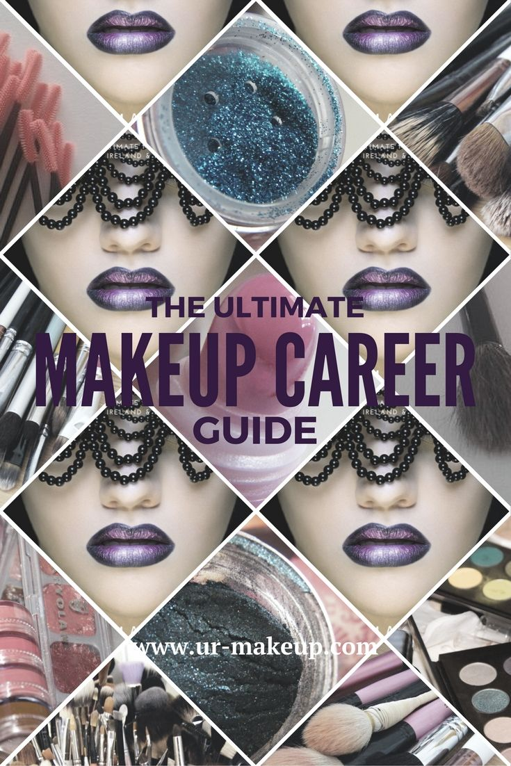 The Ultimate Makeup Career Guide Ireland and Northern Ireland 1st Edition  Professional Makeup Artists Makeup Students Makeup Artist Ireland Makeup blogger Ireland MUA Ireland Undiscovered MUAS Ireland
