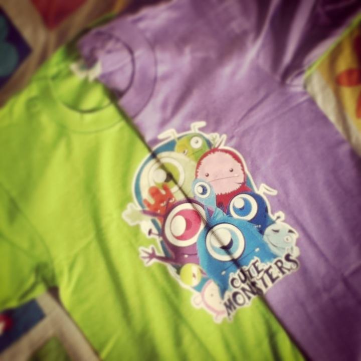 Cute Monsters Shirt