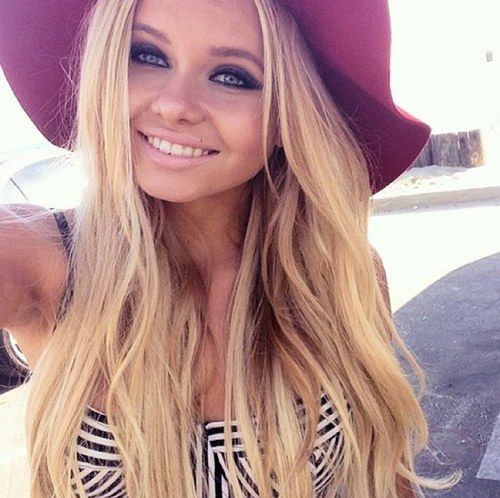 alli simpson | Alli Simpson go to the alli simpson board of mine for more | Really Pretty People | Pinterest