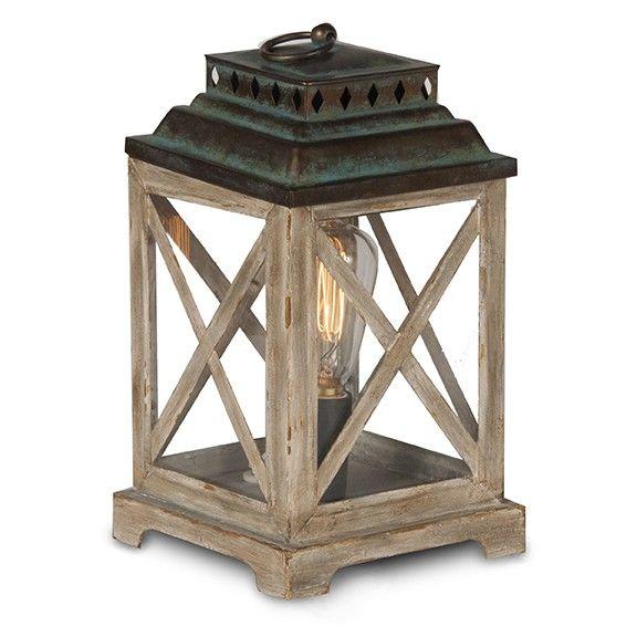 **Anchorage Lantern - Edison Scentsationals Wax Warmer