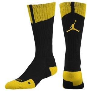 Jordan AJ Dri-Fit Crew Sock - Men's - Basketball - Accessories - Black/