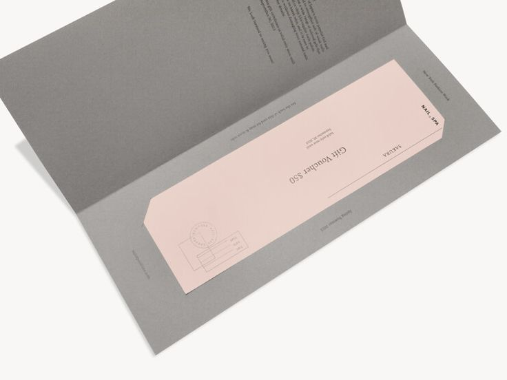 Branding Project: 'SAKURA' the Nail and Spa Salon