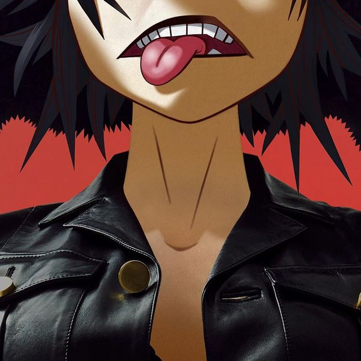 "Noodle phase4 Gorillaz Instagram: watashiwanoodle ""❗️❗️近日公開 ❗️❗️ #NuméroChina"" she says ""comingsoon"""
