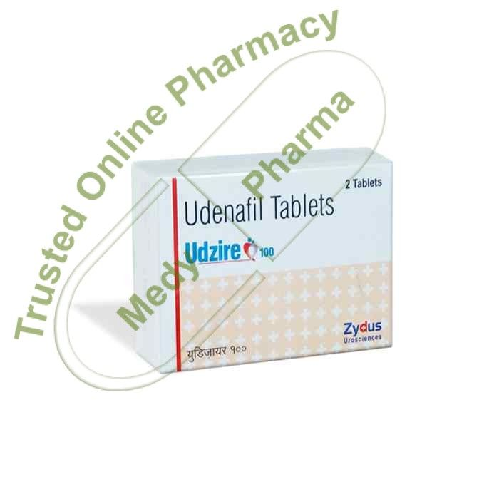 Buy Udzire 100 mg Udzire 100mg Tablet is used in the treatment of erectile dysfunction.   Side effects of Udzire Tablet Nasal congestion Visual disturbance Indigestion Reddening of eyes Headache Reddening associated with warm feeling in the skin   Udzire Tablet - Precautions & How to Use Before using Udzire Tablet, inform your doctor about your current list of medications, over the cou   #udzire100mg #udzire100mgonline #udzire100mgprice #udzire100mgreviews #udzi