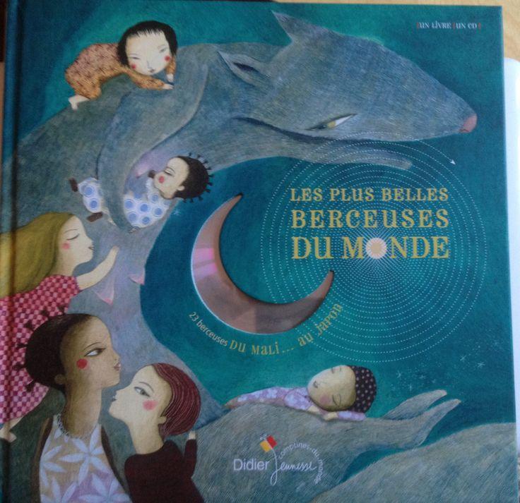 Super livre/cd de berceuses du monde...