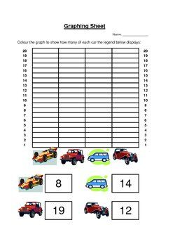 ... Graphing on Pinterest | Bar graphs, Worksheets and Graphing activities