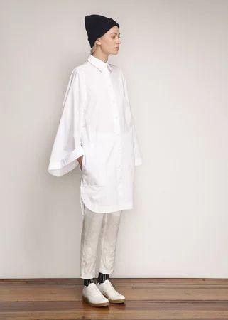 """Caden Tech Dress (Paper White)"" https://sumally.com/p/1695124?object_id=ref%3AkwHOAAnEAoGhcM4AGd2U%3AZS9R"
