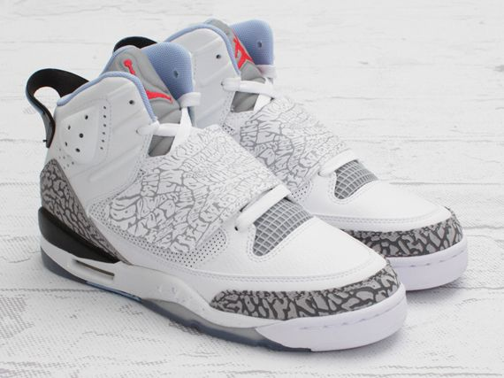"The Jordan Son Of Mars GS ""Prism Blue"" Are Here!"