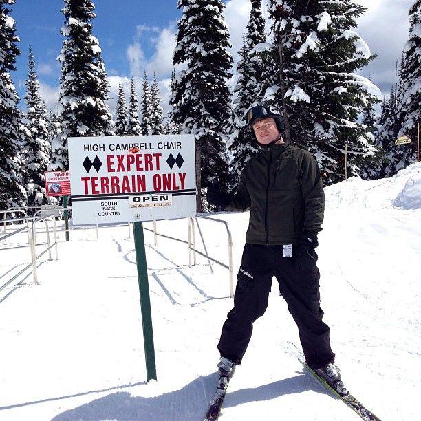 Crystal Mountain Ski Area in Crystal Mountain, WA