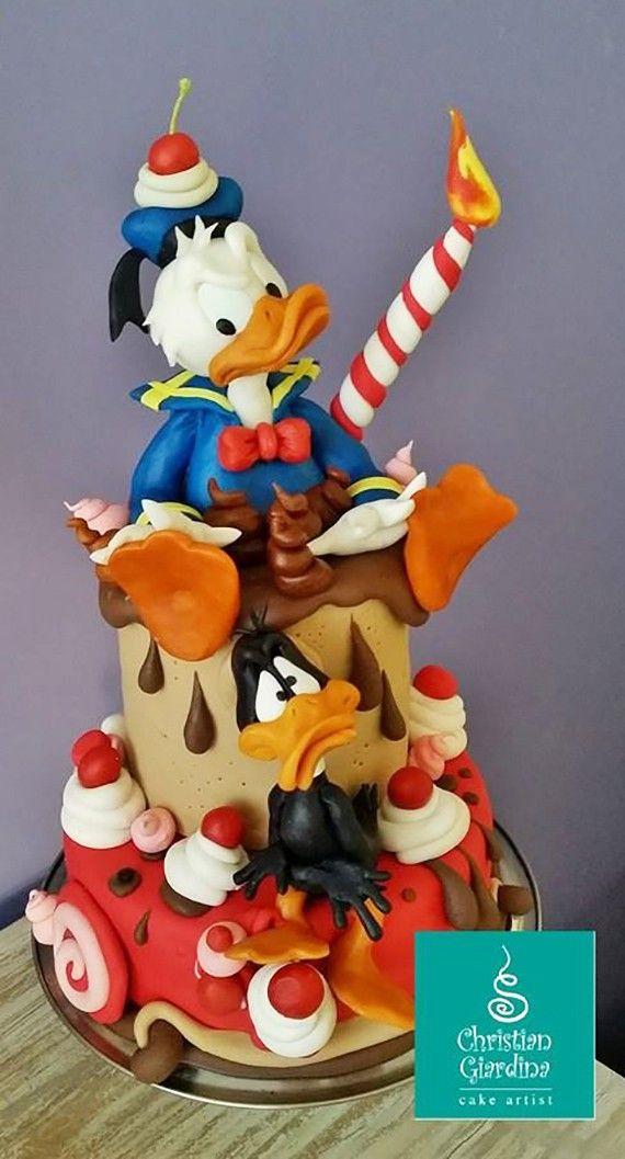 Les plus beaux gâteaux geeks - Disney