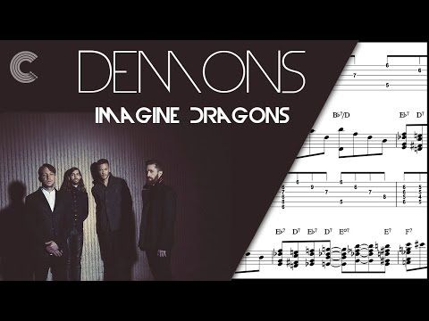 Viola - Demons - Imagine Dragons - Sheet Music, Chords and Vocals - YouTube