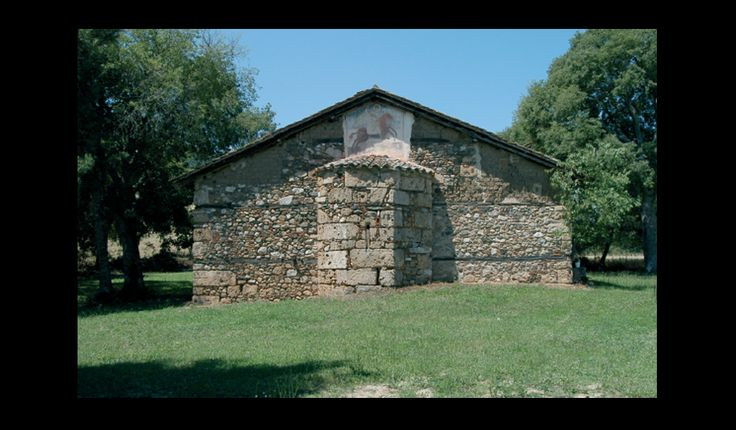 The location | Museum of Royal Tombs of Aigai -Vergina, Macedonia Greece