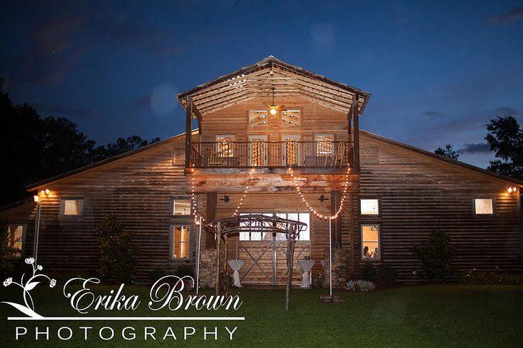 The Walters Barn a North Georgia Wedding Venue | North ...