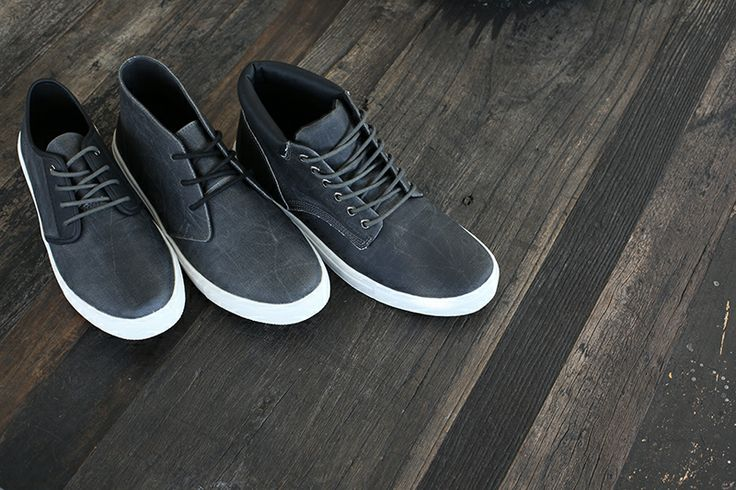 ::: AVALON ::: HUMBOLDT ::: NARRA ::: Black waxy canvas collection. http://www.urgefootwear.com.au/mens-shoes-online/avalon-black-canvas