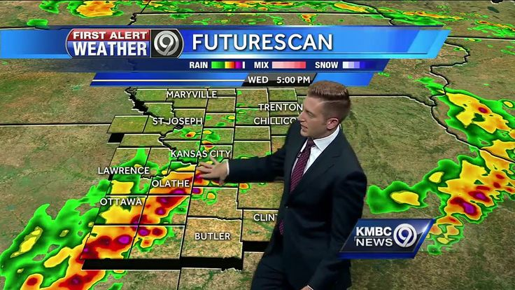 nice First Alert: KC in enhanced risk for severe weather later Wednesday