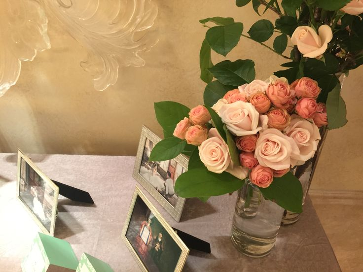 The Raum - Photo Table #Welcome_Flower #welcome #flower #party #photo_table #greeting #brise