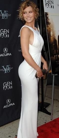 gorgeousJessica Biel, Motivation