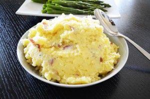 Gouda, Mashed potatoes and Potatoes on Pinterest